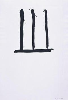 Robert Motherwell, 'Untitled' 1973 Print