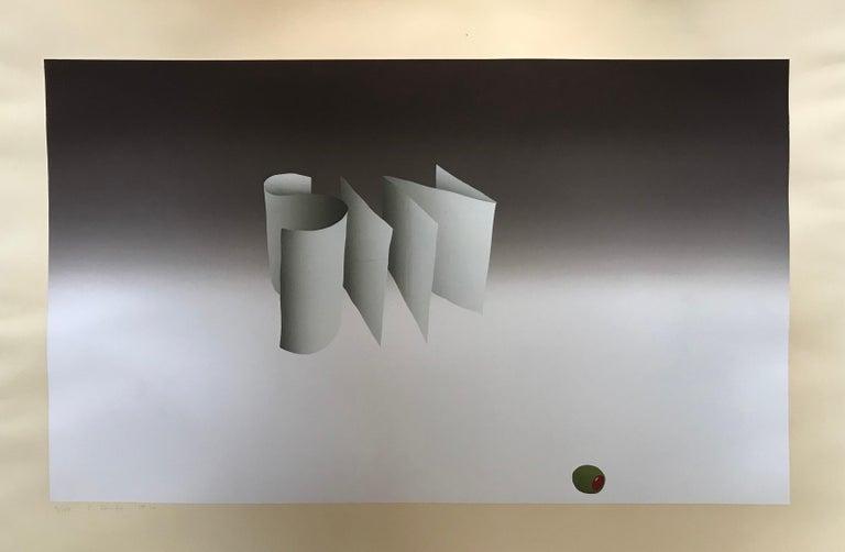 Ed Ruscha Print - Sin