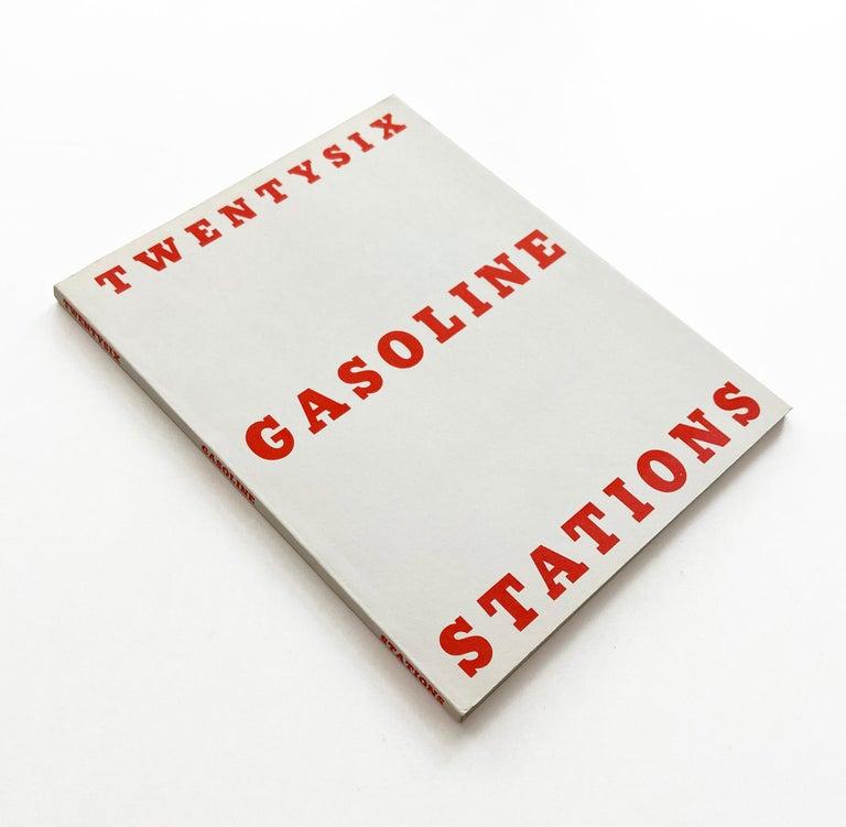 Twentysix Gasoline Stations, Pop Art, Conceptual Art, 20th Century - Print by Ed Ruscha