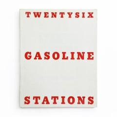 Twentysix Gasoline Stations, Pop Art, Conceptual Art, 20th Century