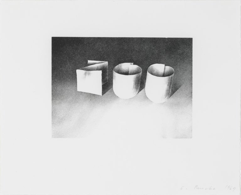 Printer: Tamarind Lithography Workshop Inc., Los Angeles Publisher: Tamarind Lithography Workshop Inc., Los Angeles Signed, dated, and numbered, lower margin