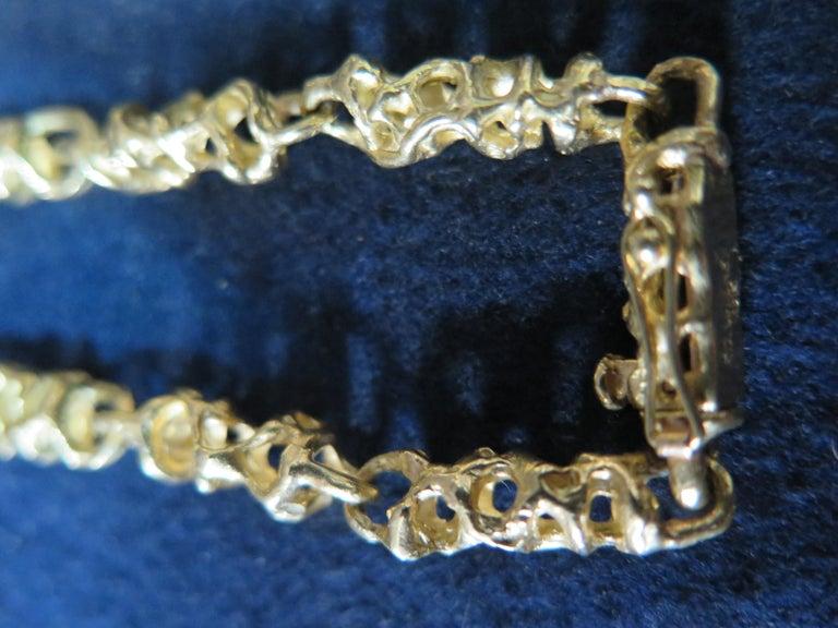 Ed Wiener 18k Gold Necklace 1