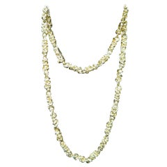 Ed Wiener 18k Gold Necklace