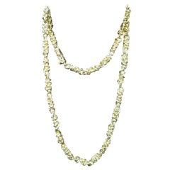 Ed Wiener 18k Gold Necklace