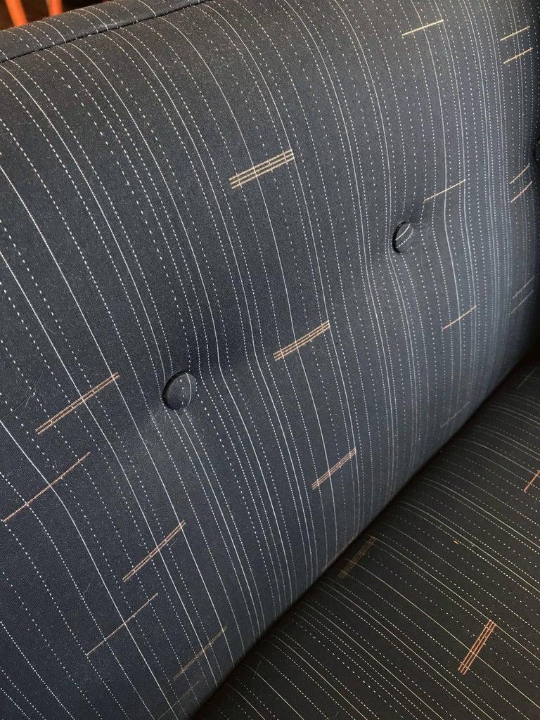 Polyester Ed Wormley for Dunbar Sofa For Sale