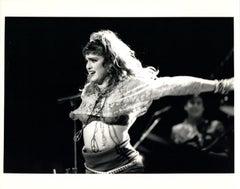 Madonna Performing on Stage Vintage Original Photograph