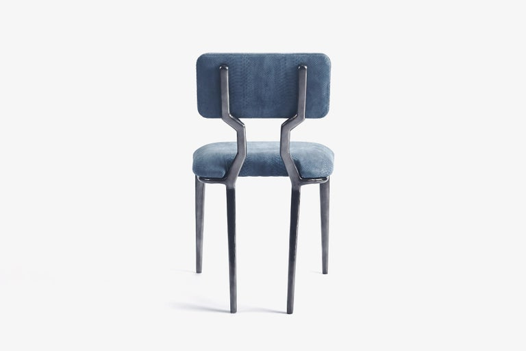 Contemporary Edesia Dining Chair For Sale