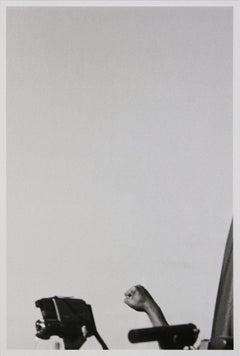 2008 Edgar Arceneaux 'An Iconic Form' Photography Black & White USA Giclee