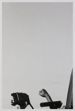 "Edgar Arceneaux-An Iconic Form-14"" x 9.5""-Giclee-2008-Photography-Black & White"