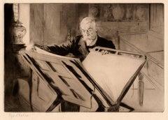 PORTRAIT OF DE M. GERBEAU