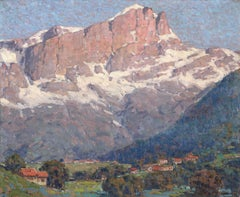 Peaks of St. Gervais