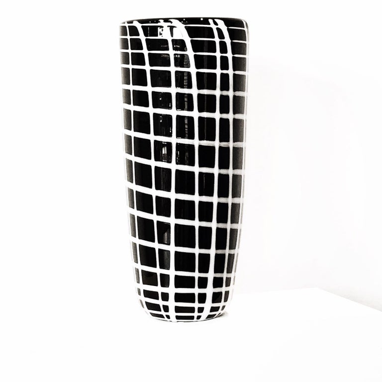 21st Century Elena Cutolo Vase Murano Glass Various Colors In New Condition For Sale In Brembate di Sopra (BG), IT