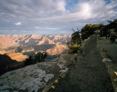"""Grand Canyon Path"" Arizona, American Landscape"