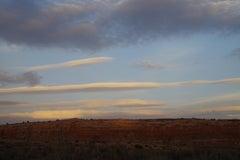 """Western states 4"" Color Landscape Photograph"