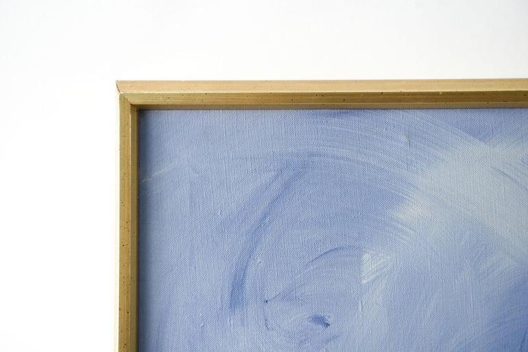Edith Goldman Modern Oil on Canvas For Sale 5