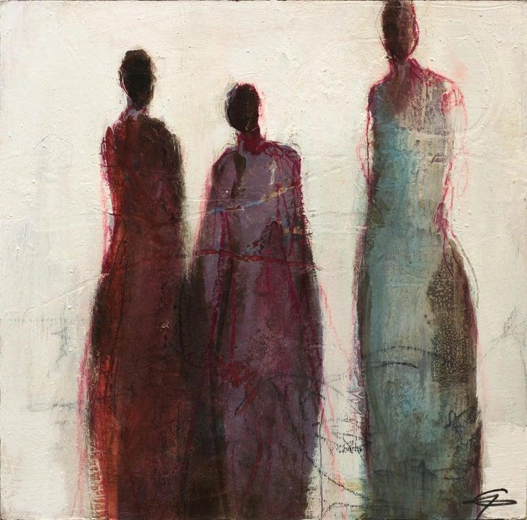 2309 - Mixed Media Art by Edith Konrad
