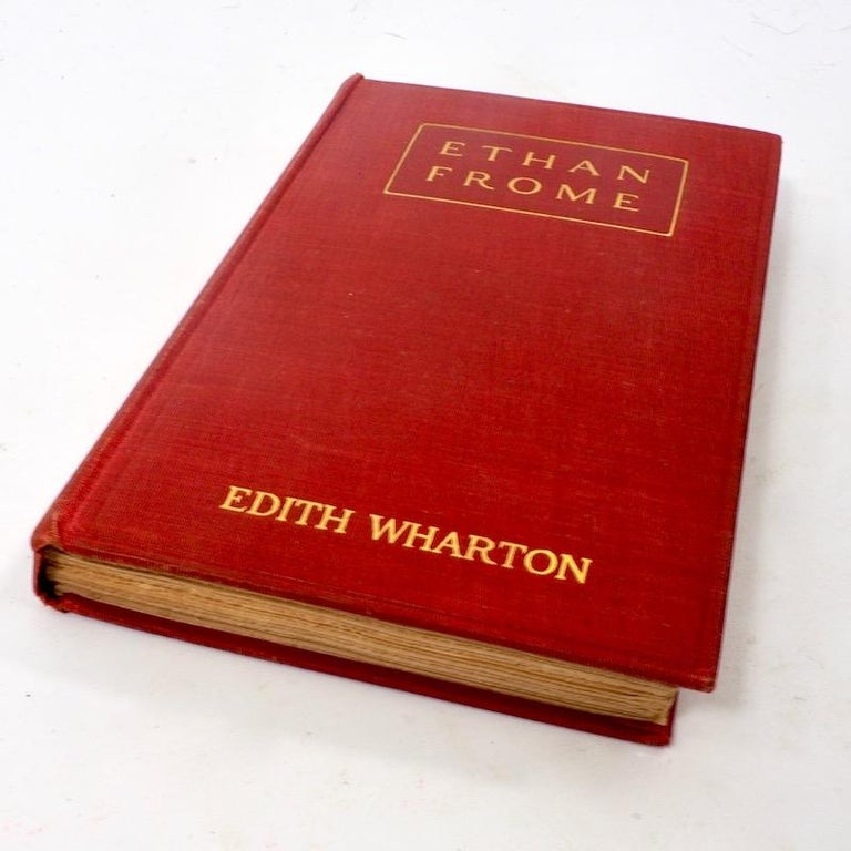 Edith Wharton, Ethan Frome, First Edition First Issue, 1911 In Good Condition For Sale In London, GB
