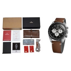 Edition 195/2017 Bnib Omega Speedmaster Speedy Tuesday Full Set Watch Box Papers