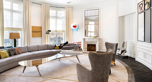 This French Designer Strikes a Sumptuous Balance