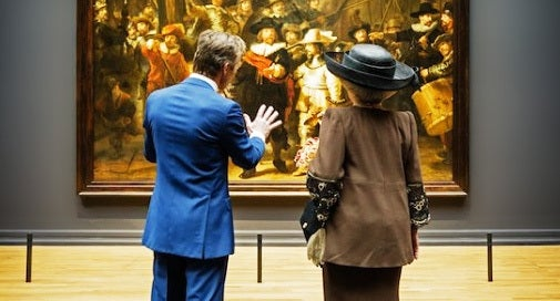 The Rijksmuseum reopens