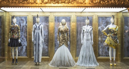 The Unbearable Beauty of McQueen