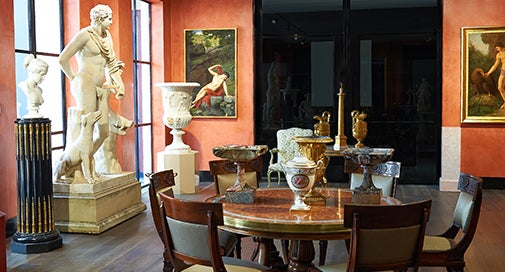 How an Aussie Antiques Collector's Home Became a Museum