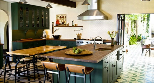 Rooms We Love: Kitchens