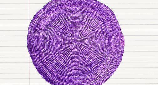 Inside the Inked-Up World of Ballpoint Art