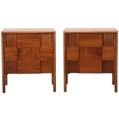 Edmond Spence Pair of Side Tables, 1960s