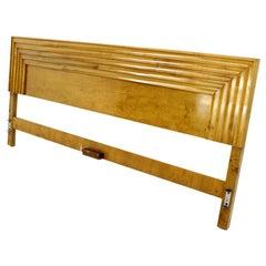 Edmond Spence Solid Birch Swedish King Size Headboard Bed
