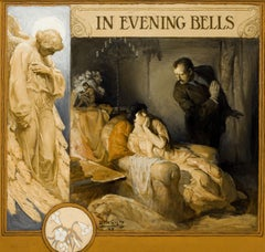 In Evening Bells, Front Book Cover