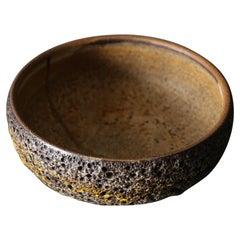 Edna Arnow Ceramic Bowl, circa 1955