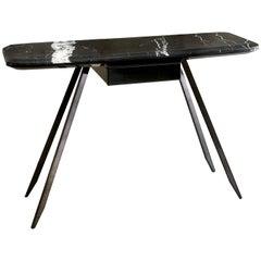 Edo Black Desk by Bosco Fair