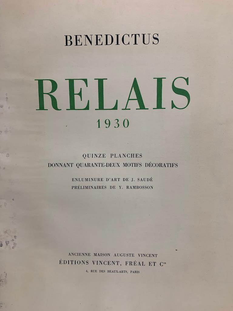 Relais - Print by Edouard Benedictus