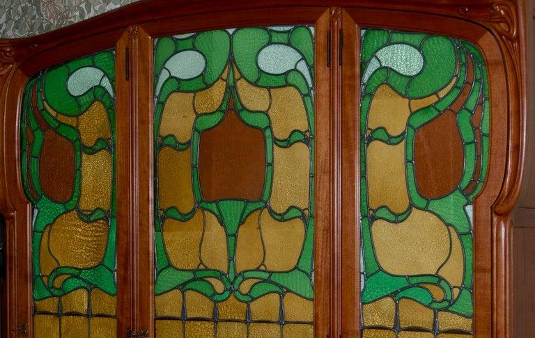 French Edouard Colonna Art Nouveau Paris