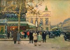 Cafe de la Paix, Paris