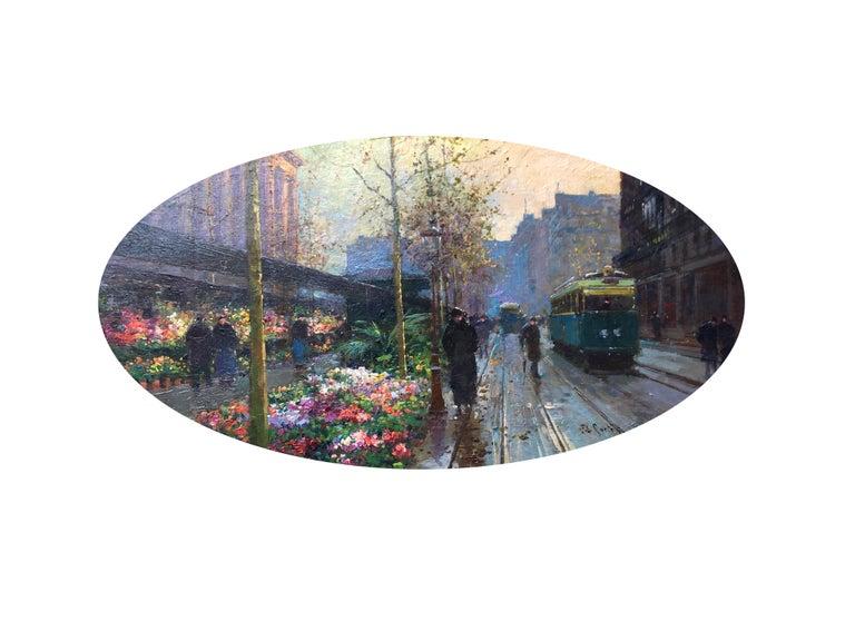 Paris Flower Market For Sale 2