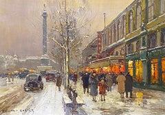 Rue de la Concorde, Winter