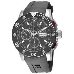 EDOX Chronograph Automatic Class-1 Watch, 01107 TIN NIN