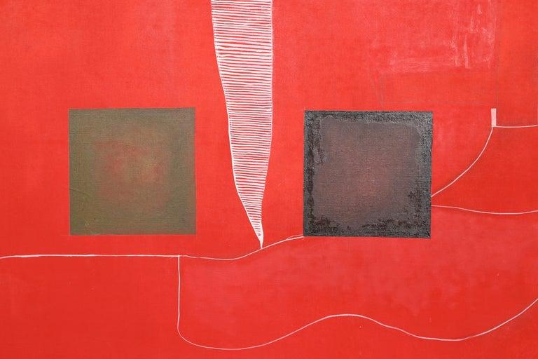 Estigma de Pintor, IV - Contemporary Painting by Eduardo Arranz-Bravo