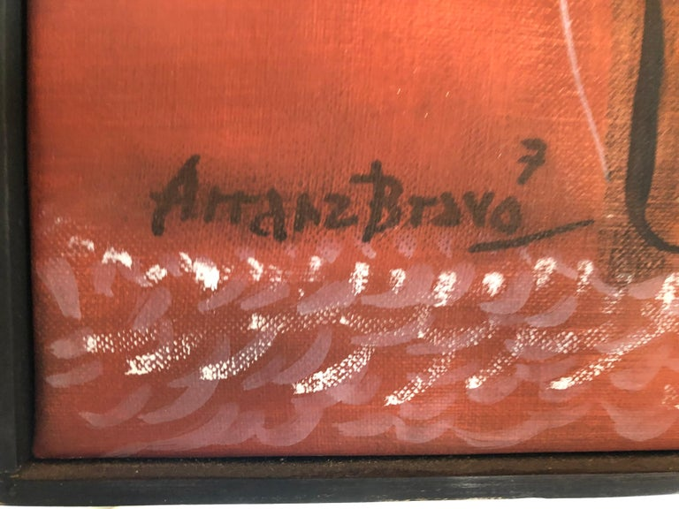 Eduardo Arranz–Bravo, Spanish (1941)   Like Florence in the Renaissance and Paris and New York in modern times, Catalonia has spawned some of the world's greatest masters. Gaudi, Dalí, Picasso, Miró and Tàpies are among its most celebrated