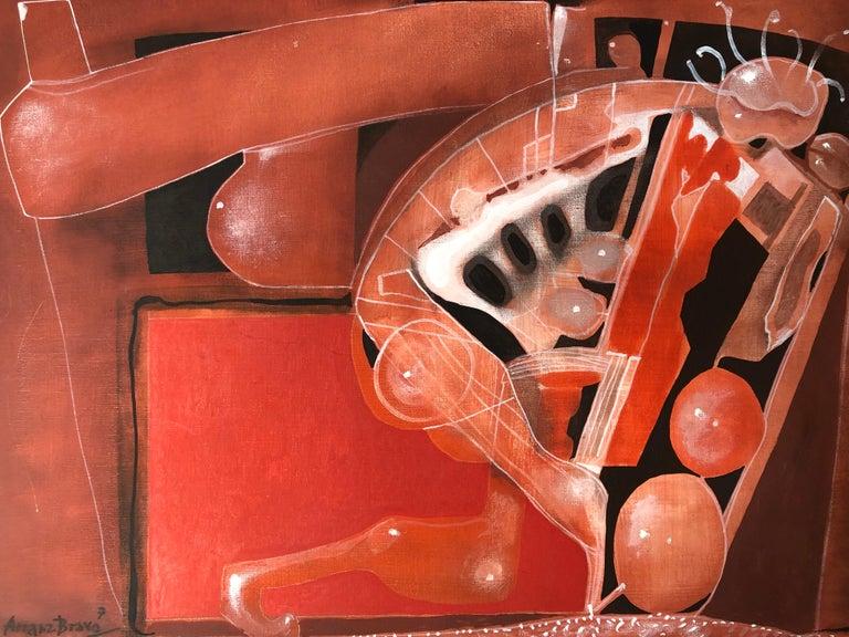 Spanish Eduardo Arranz-Bravo Oil Painting 'Pacific', 2007  For Sale