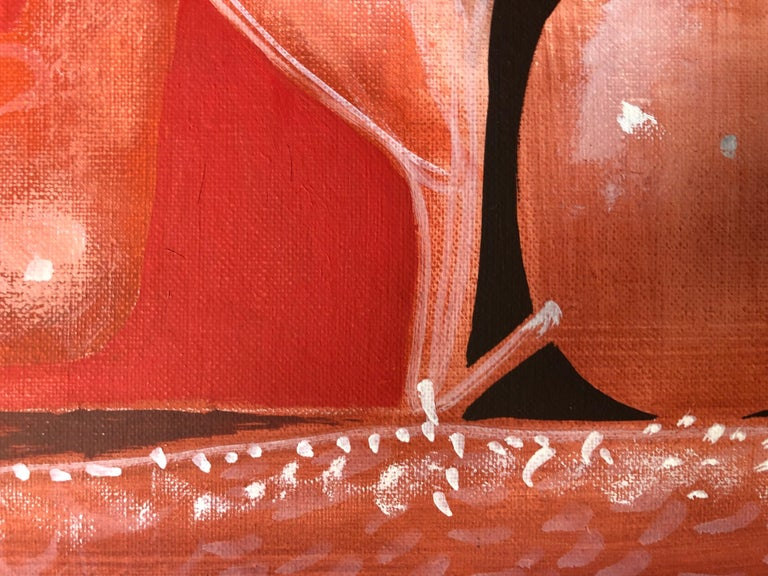 Contemporary Eduardo Arranz-Bravo Oil Painting 'Pacific', 2007  For Sale