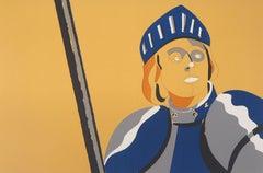 Saint Michel - Original Handsigned Lithograph