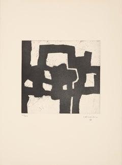 Homenaje a Picasso - 20th Century, Eduardo Chillida, Abstraction