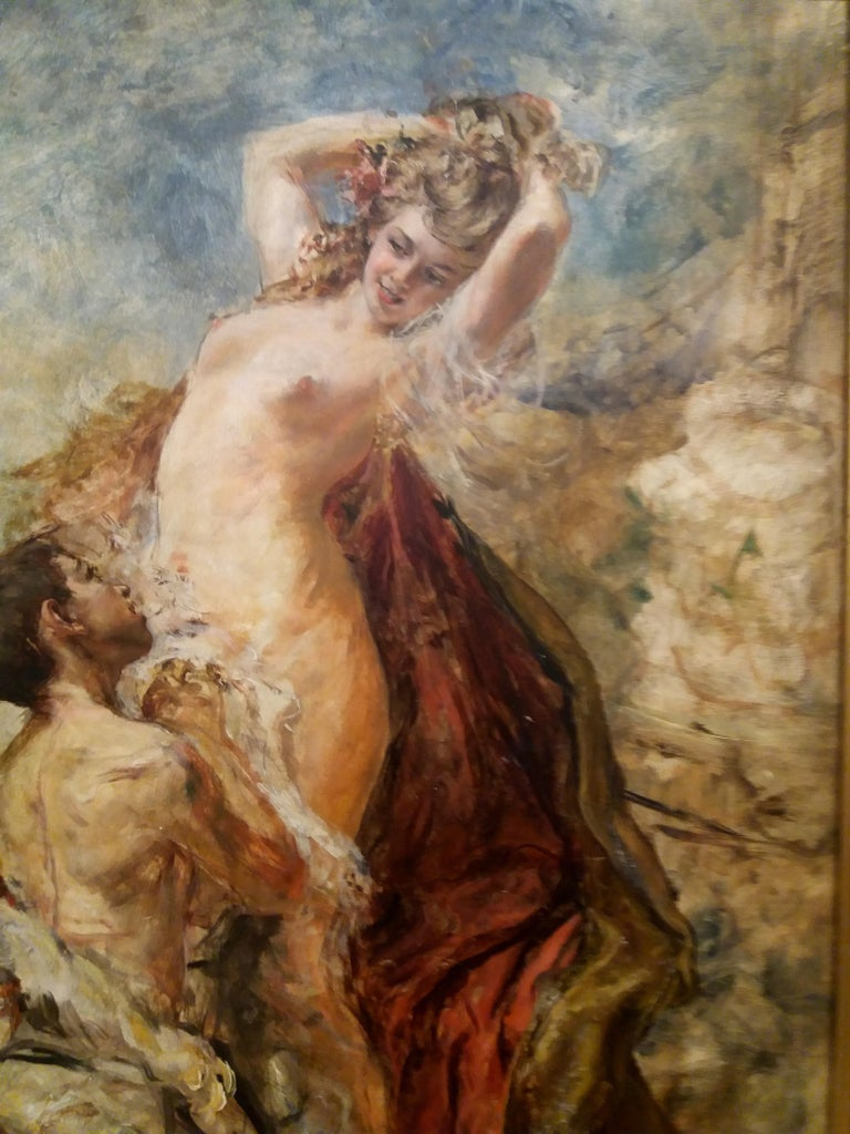 Eduardo Leon Garrido, 20th Century Painting 2
