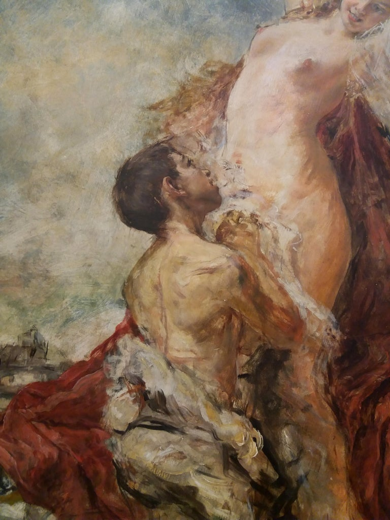 Eduardo Leon Garrido, 20th Century Painting 3