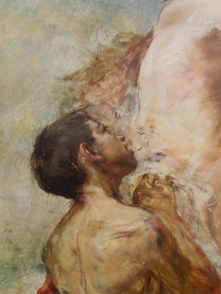 Eduardo Leon Garrido, 20th Century Painting 4