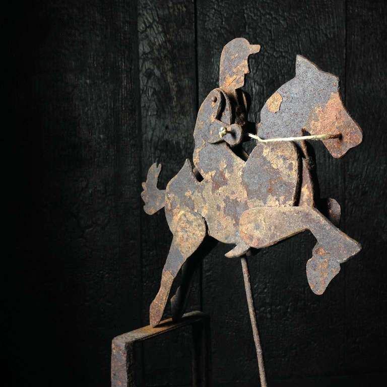 20th Century Educational Pendulum Horse Toy For Sale