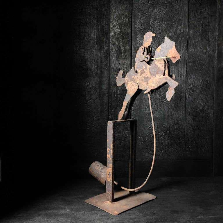 Iron Educational Pendulum Horse Toy For Sale